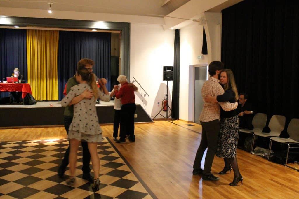 Tango in Logegebouw Nijmegen - 15mei2018 - 01