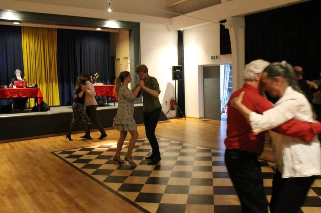 Tango in Logegebouw Nijmegen - 15mei2018 - 02