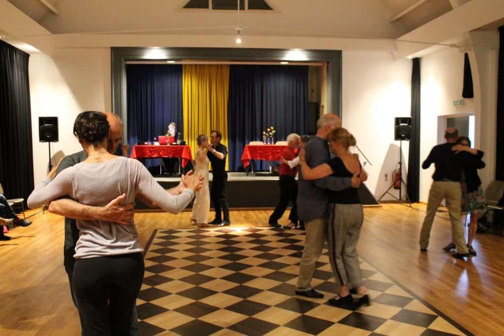 Tango in Logegebouw Nijmegen - 15 mei 2918