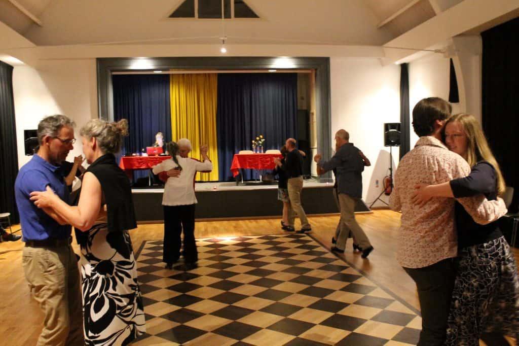 Tango in Logegebouw Nijmegen - 15mei2018 - 07