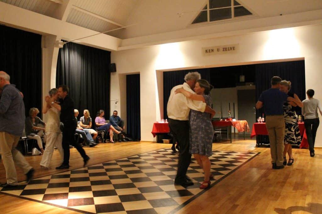 Tango in Logegebouw Nijmegen - 15mei2018 - 08