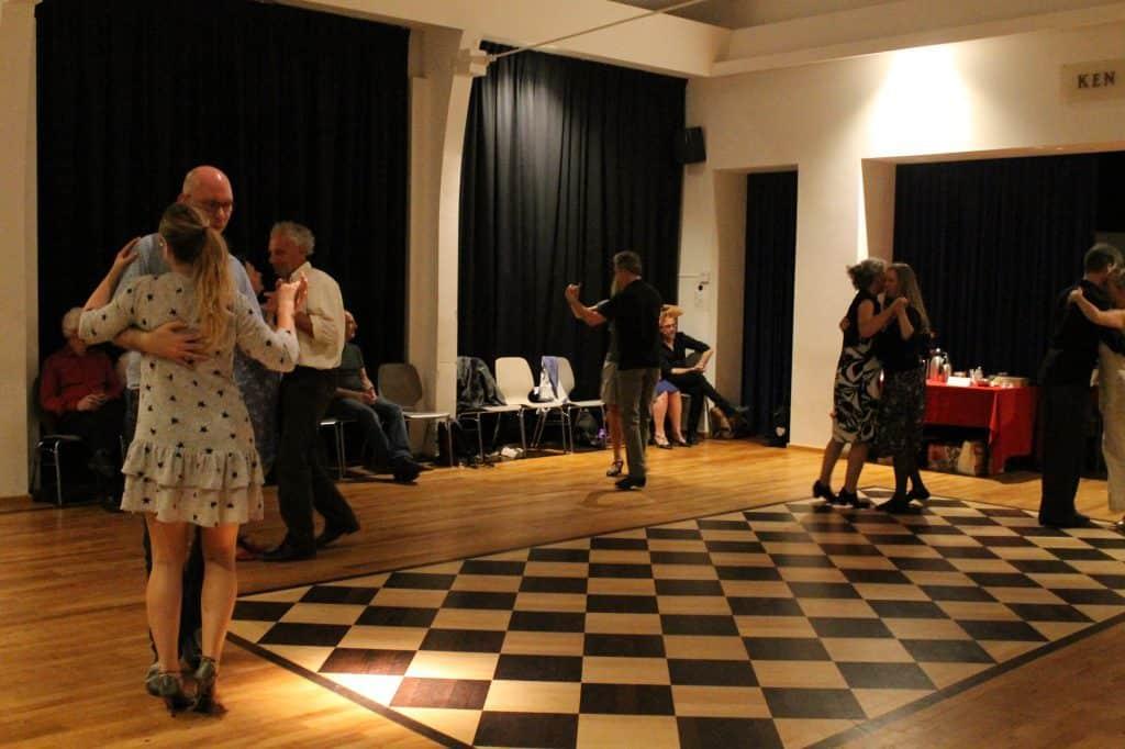 Tango in Logegebouw Nijmegen - 15mei2018 - 09
