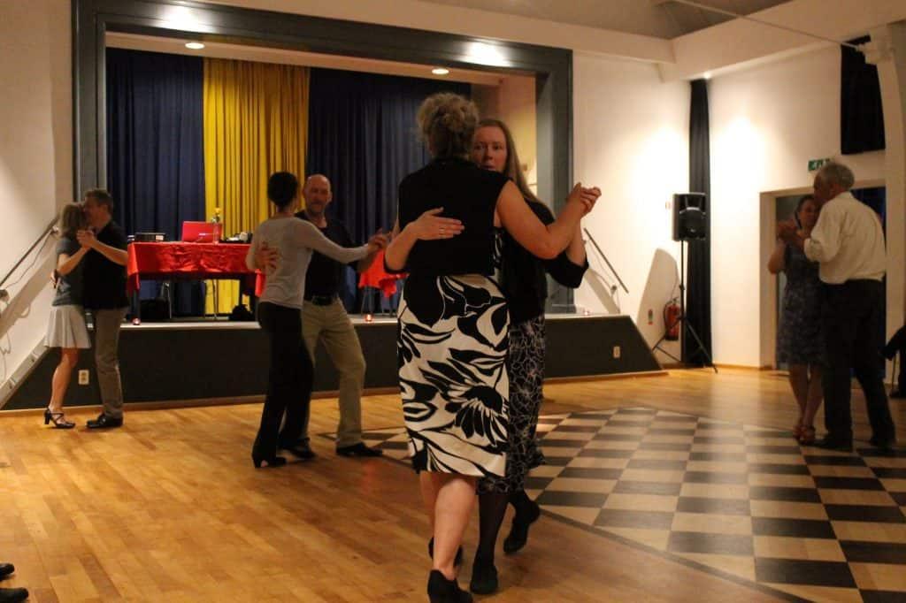 Tango in Logegebouw Nijmegen - 15mei2018 - 10