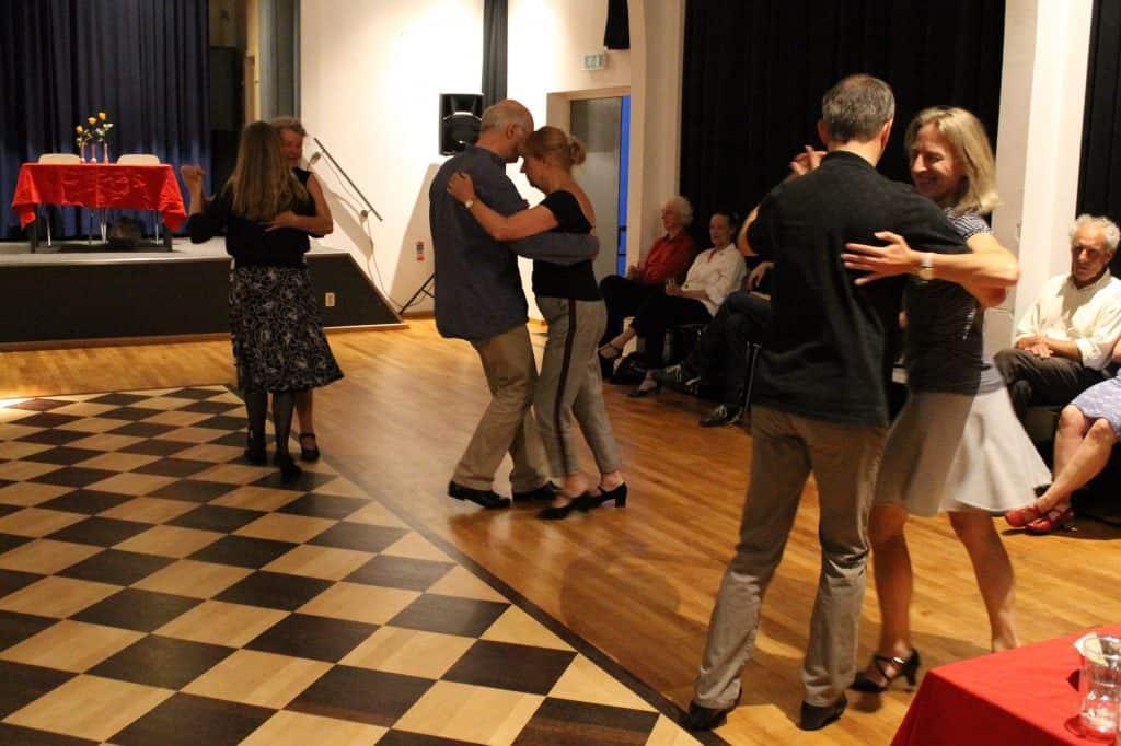 Tango in Logegebouw Nijmegen - 15mei2018 - 11