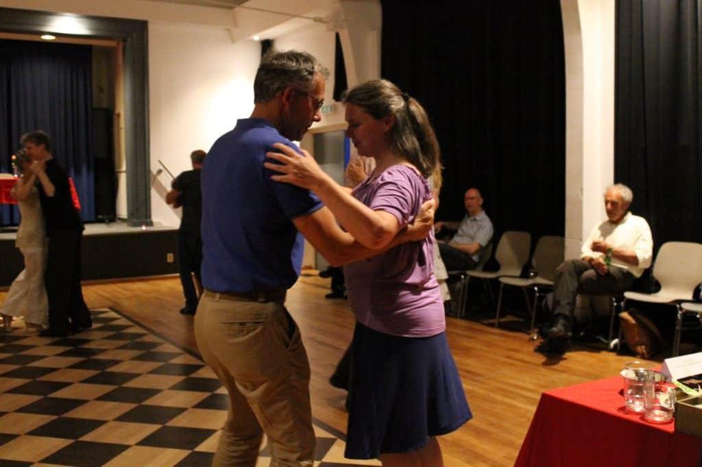 Tango in Logegebouw Nijmegen - 15mei2018 - 14