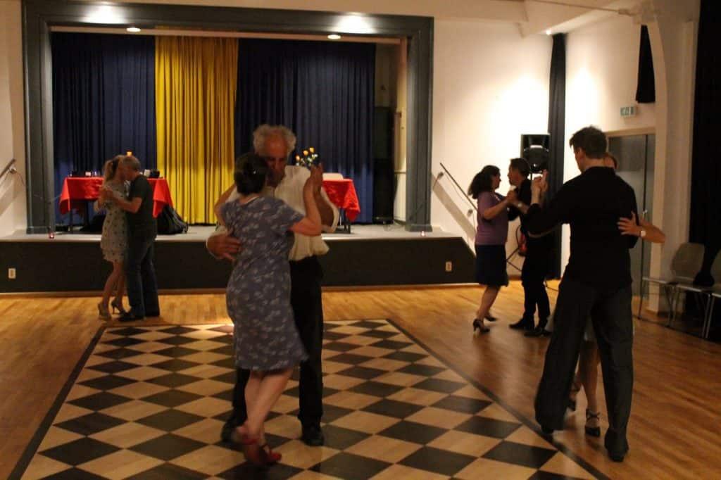 Tango in Logegebouw Nijmegen - 15mei2018 - 15