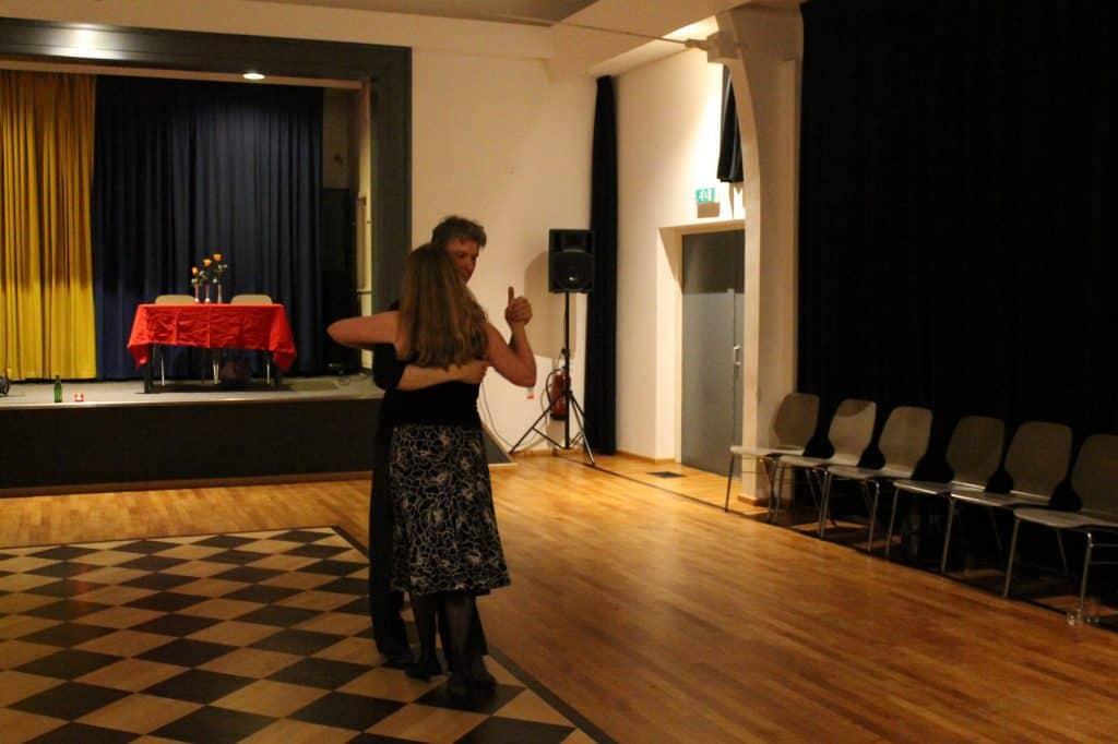 Tango in Logegebouw Nijmegen - 15mei2018 - 16