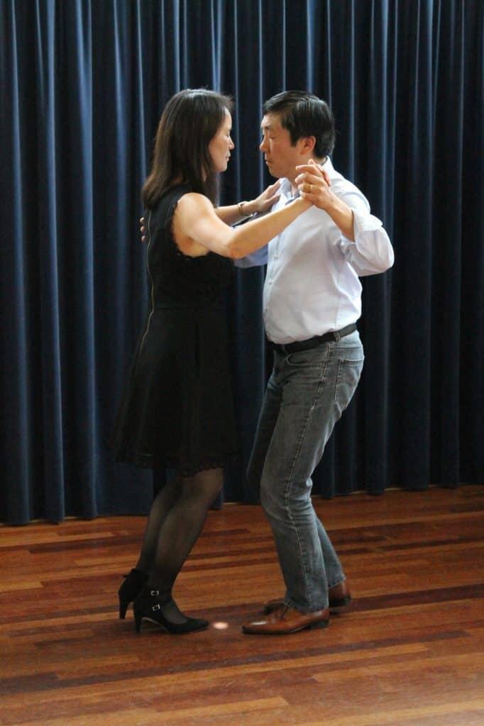 Tangoweekend 16 & 17 juni 2018 - 24