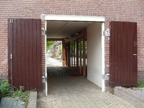 Entrance Thiemeloods
