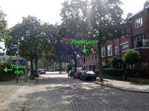 Leemptstraat Nijmegen