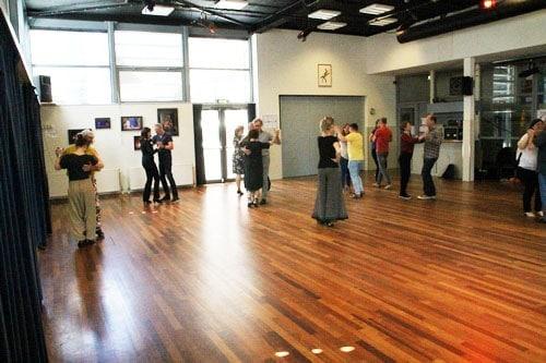 Dance hall of De Veste