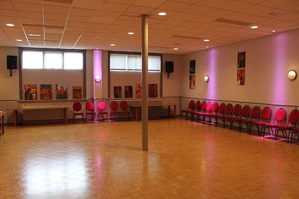 De danszaal in Roomsch Leven