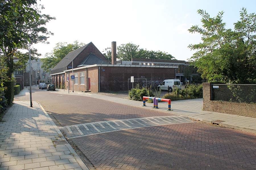 Gebouw Roomsch Leven in Nijmegen